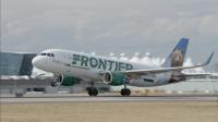 ニュース画像:フロンティア航空、ラスベガス、クリーブランド発着の米国内線を拡大へ
