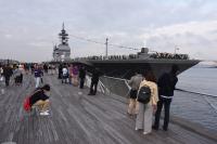 ニュース画像:観艦式乗艦券あたるフォトコンテスト、5月以降に撮影した作品募集