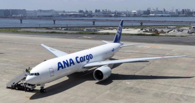 ニュース画像:ANA、777貨物専用機の運航を開始