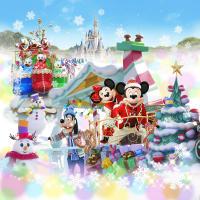 ニュース画像:JAL、東京ディズニーランドのクリスマスパレードに協賛 11月から