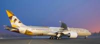 ニュース画像:エティハド航空、アブダビ/上海線に787-10投入