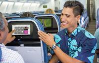 ニュース画像:ハワイアン航空、機内番組の視聴でハワイの非営利団体を支援