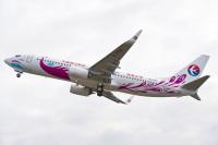 ニュース画像:中国東方航空、昆明/台中線で季節便 737-800で週2便
