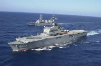ニュース画像:輸送艦「しもきた」、7月10日と11日に釧路港中央埠頭で一般公開