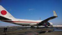 前747政府専用機、2号機が「N7477C」へレジ変更 ピナルに到着の画像