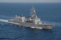 ニュース画像:護衛艦「ゆうだち」、8月3日と4日に北海道苫小牧市で一般公開