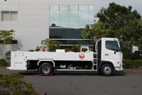 ニュース画像:JAL、内閣府と災害協定を締結 航空機用の地上支援機材で災害支援