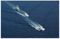 ニュース画像:巡視船「つがる」、東南アジア海域派遣でブルネイやフィリピンと関係強化