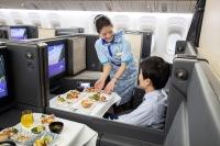 ニュース画像:ANA、長距離国際線777-300ERのシートを一新