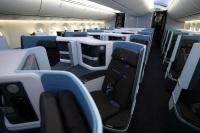 ニュース画像:ジャムコ新製品「Venture」搭載の787-10、KLMが運航開始