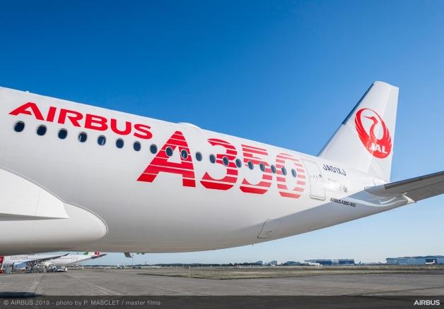 ニュース画像:日本の航空機登録、6月は日本初のA350など10機