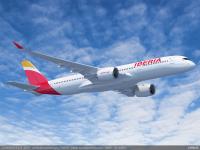 ニュース画像 1枚目:イベリア航空 A350