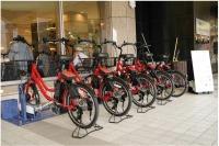 ニュース画像:下地島空港、7月19日からシェアサイクルサービスを開始 1日3千円