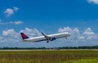 ニュース画像:デルタ航空、A321で初の完全カーボン・ニュートラル・フライト実現