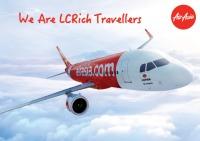 ニュース画像 1枚目:エアアジア、新たな旅のコンセプト「LCRich」