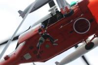 ニュース画像:館山基地所属の第21航空隊、UH-60Jによるホイスト訓練を実施
