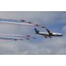 ニュース画像 5枚目:ブリティッシュ・エアウェイズ 747とレッドアローズ