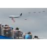 ニュース画像 7枚目:ブリティッシュ・エアウェイズ 747とレッドアローズ
