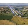 ニュース画像 8枚目:ブリティッシュ・エアウェイズ 747とレッドアローズ