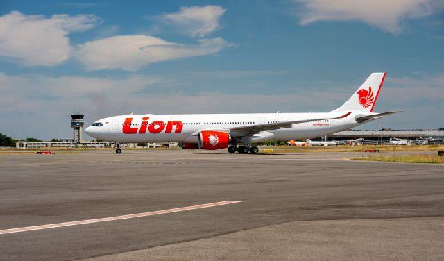 ニュース画像 1枚目:ライオン・エア A330neo