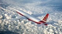 ニュース画像:ボーイング、777Xの初飛行は2020年に計画変更