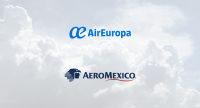 ニュース画像:エア・ヨーロッパ、メキシコ、ベオグラード行きなどでコードシェア拡大