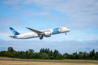 ニュース画像:リース会社のエアキャップ、エジプト航空に5機目の787−9をリース
