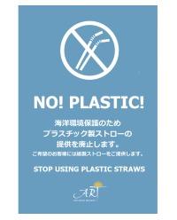 ニュース画像:東京エアポートレストラン、羽田と成田でプラスチック製ストローを廃止へ