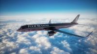 ニュース画像:フォーシーズンズ、2021年もプライベートジェットで関空飛来へ