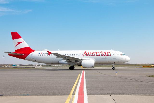 ニュース画像 1枚目:オーストリア航空 A320