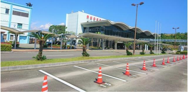 ニュース画像 1枚目:南紀白浜空港レンタカーステーション