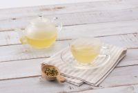 ニュース画像:ソラシドエア、8月から機内で「緑茶とかぼすのブレンドティー」など提供