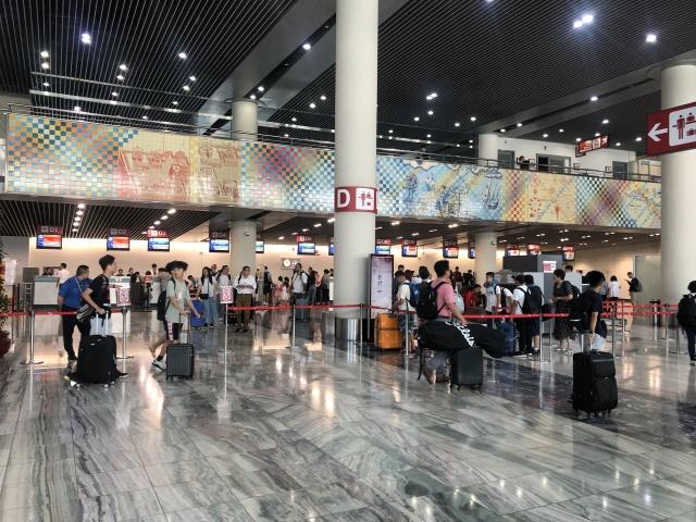 マカオ空港、チェックイン締切時間を出発時刻の1時間前に統一 ...