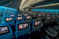 ニュース画像:デルタ、8月から機内エンターテイメントにHuluオリジナル番組を追加