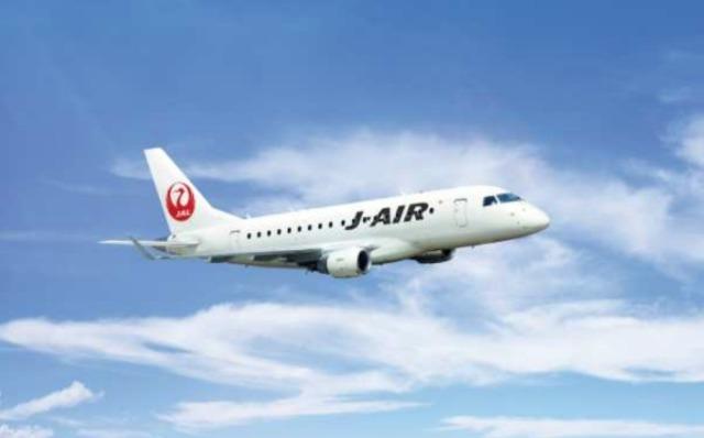 ニュース画像 1枚目:J-Air イメージ