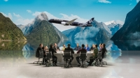 ニュース画像:オールブラックス航空!? ニュージーランド航空の最新機内安全ビデオ