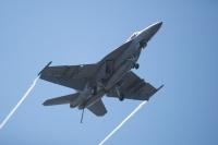 ニュース画像:VFA-151のF/A-18E、デスバレーで墜落