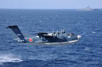 ニュース画像:レッドブル・エアレース千葉2019、US-2が満を持して東京湾に飛来