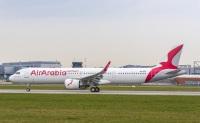 ニュース画像:エア・アラビア、2機目のA321neoLRの受領を発表