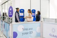 ニュース画像:ユナイテッド航空がCLEARと提携、生体認証で保安検査がスムーズに