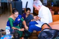 ニュース画像:スリランカ航空、ラウンジにワイヤレス圧縮ラップ「SPRYNG」を導入