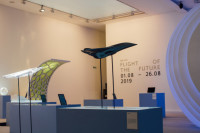 ニュース画像 1枚目:BA 2119: Flight of the Future exhibition