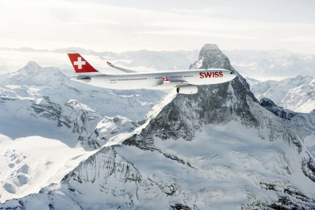 ニュース画像 1枚目:SWISS A330
