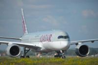 ニュース画像:カタール航空、BOCとA350のセール・アンド・リースバック契約