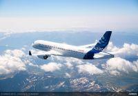 ニュース画像:エアバスのA220-300飛行試験機、セントレアでデモフライト