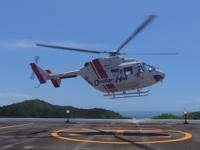 ニュース画像:四国航空の高知県ドクターヘリ、無事故運航5,000回出動を達成