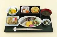 ニュース画像:JAL、国内線のファーストクラス機内食で新潟県の「新之助」を提供