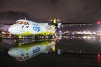ニュース画像:セブパシフィック、2機目のATR 72-500貨物改修機を受領