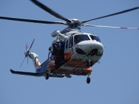 ニュース画像:静岡県消防防災ヘリ「オレンジアロー」、AW139に更新 9月から運航