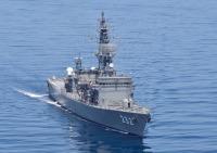 ニュース画像:せんだい、カナダ海軍艦艇「オタワ」の訪日でホストシップ